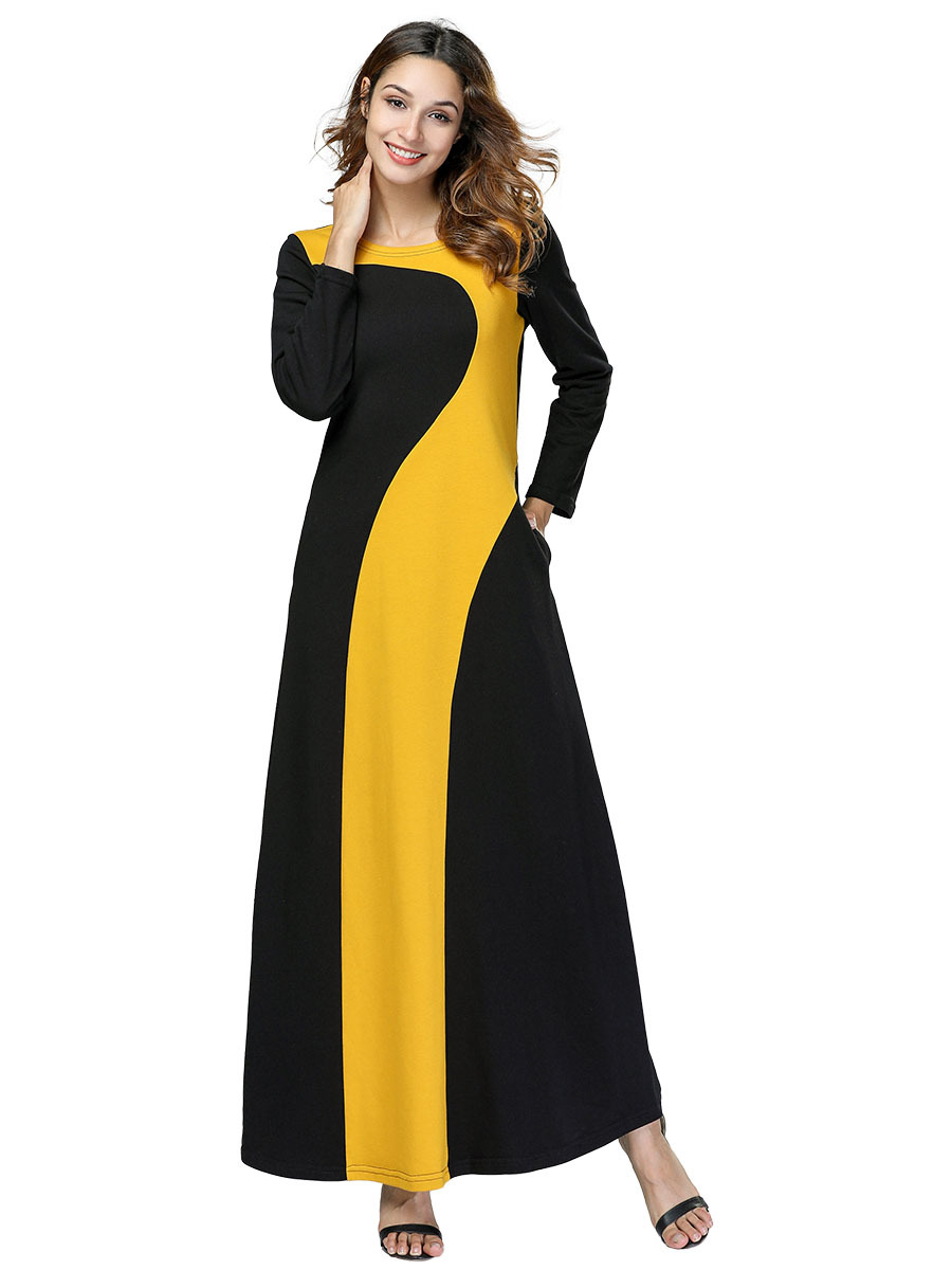 Arabic Abaya Muslim Party Dresses Luxury Kaftan Women Dubai Muslim Long  Sleeve T Shirt Islamic ProductsTurkish Clothing Vestido f9287b1d5760