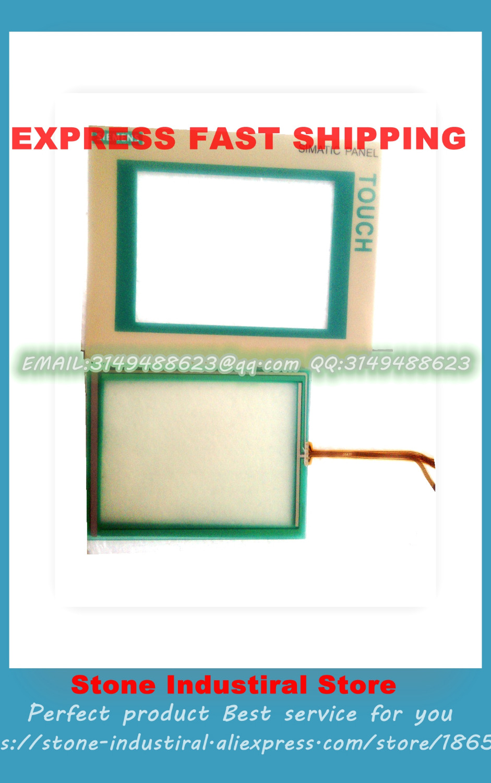 Touch screen + Protect flim overlay for TP177B 6AV6642-0BA01-1AX1 100% Tested Good Qualiy touch screen protect flim overlay for 6av6642 8ba10 0aa0 tp177b free shipping
