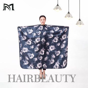 Hairdresser Capes Professional Cutting Hair Waterproof Cloth Salon Barber Gown Cape Hairdressing Hairdresser Cape for Adult D2 salon professional hair styling cape hair cutting coloring styling cape hairdresser wai cloth barber camouflage embossing capes