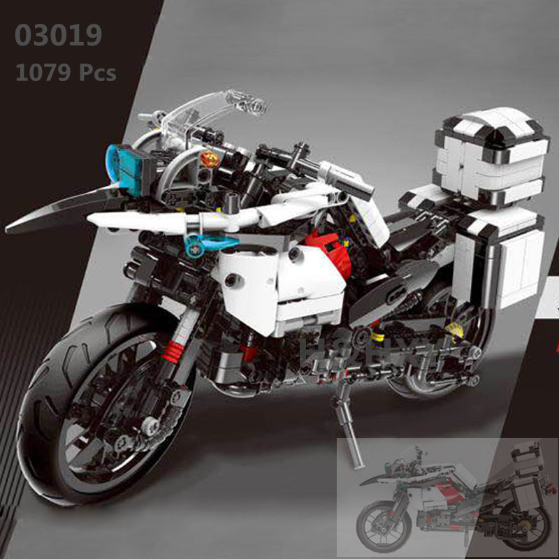 IN STOCK XINGBAO 03019 Genuine The Patrol Motorcycle Set lepin Building Blocks Bricks Educational Funny Toys  Gifts For Kids xingbao 12004 554pcs city girl series the corner of the school set building blocks bricks educational funny toys gifts for kids