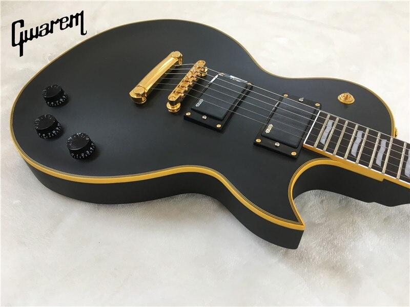 Chitarra elettrica Gwarem lp chitarra personalizzata/E-SP EC 1000 chitarra/chitarra in cina