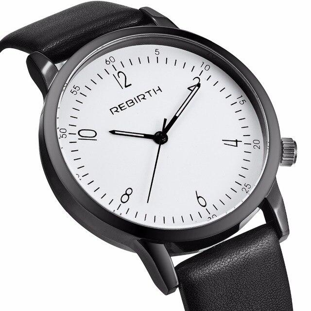 Новый Дизайн Для женщин часы лучший бренд Роскошный кожаный ремешок цифровой циферблат Кварцевые часы Для мужчин модное платье Женский Часы Relogio Feminino