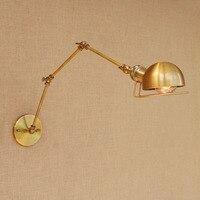 IWHD Loft Stil Edison Wand Leuchte Lampe Eisen Lange Arm Wand Lampen Industrie Vintage Wand Leuchten Innen Beleuchtung