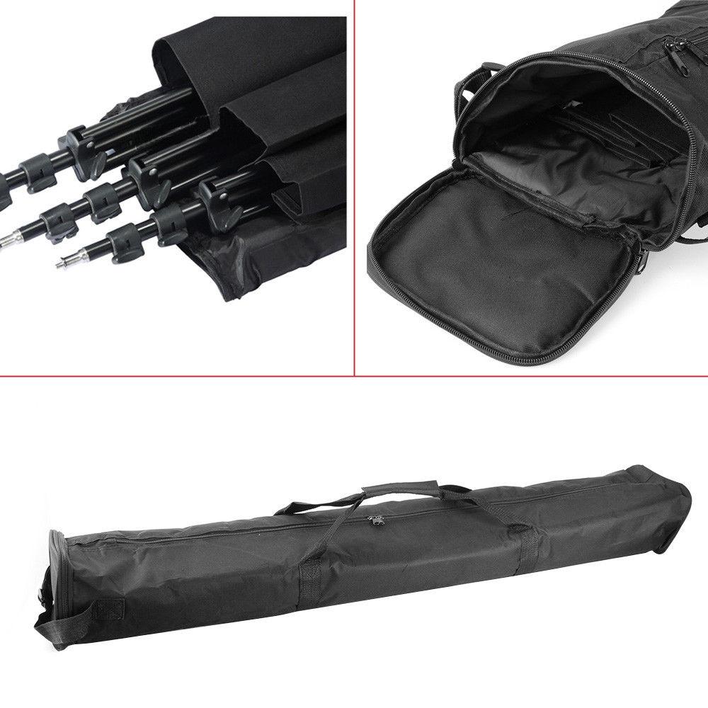 120 cm Longueur Flash Stroboscopique Sac de Transport Cas pour Studio Parapluie Lumière Stand De Stockage