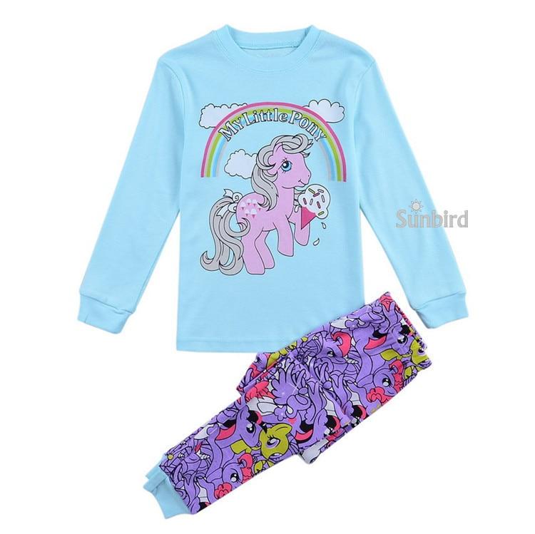 Popular Girls Horse Pajamas-Buy Cheap Girls Horse Pajamas lots ...