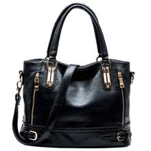 High Quality Casual Genuine Leather Bags For Women CrossBody Messenger Bags Bolsa Femininas Famous Brands Designer Handbags цена в Москве и Питере