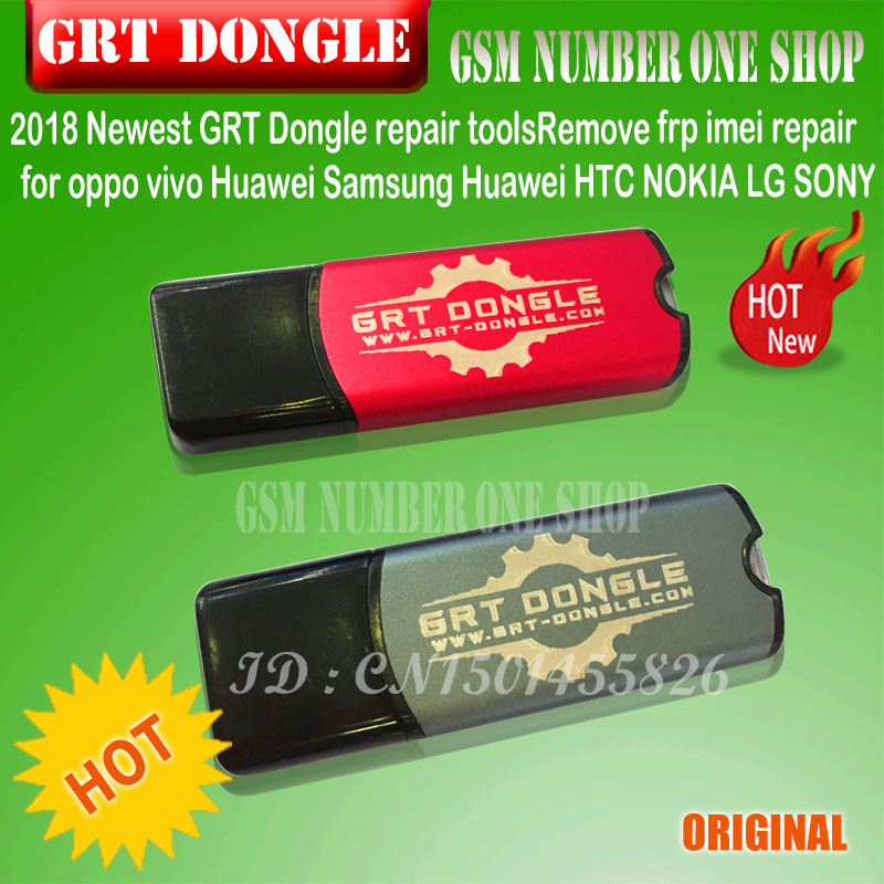2018 ORIGINAL Newest GRT Dongle KEY / Grt Dongle Key Repair ToolsRemove Frp Imei Repair For Oppo Vivo Huawei Grt Key GRT Dongle