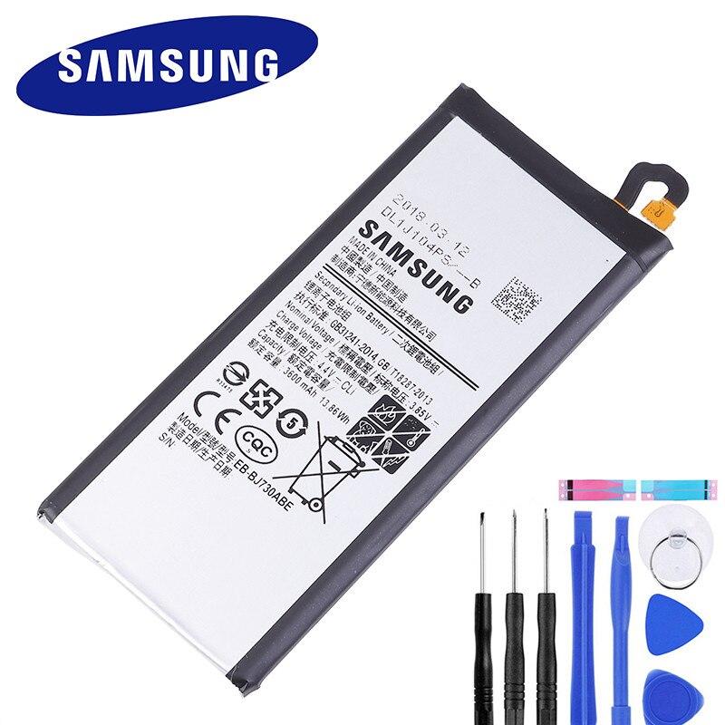 Samsung Battery EB-BJ730ABE for GALAXY J7-Pro J730DS 3600mah