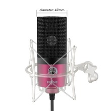USB MIC Desktop Condenser Microphone for YouTube Videos