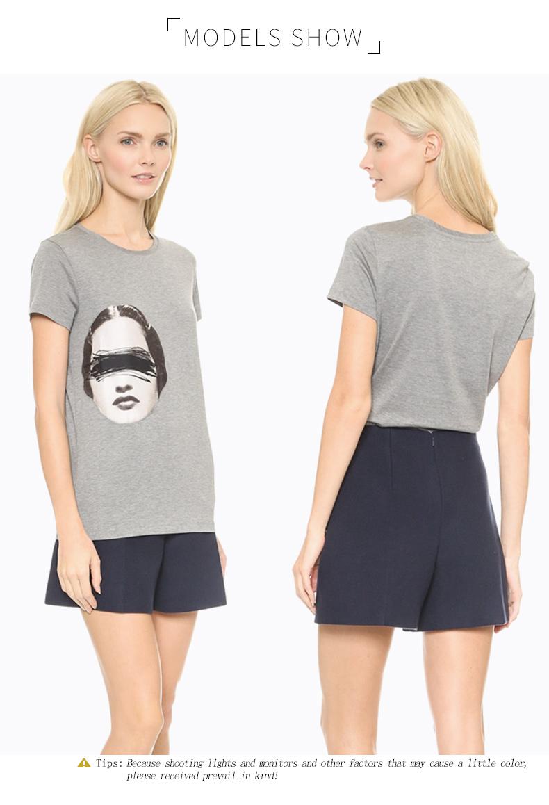 футболка , вид сзади