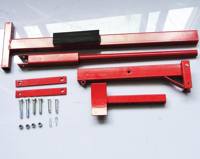 Outil de réparation de moto Simple motos changeur de pneus motos spéciales dissolvant de pneus livraison gratuite - 5