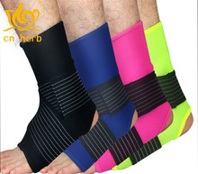 Cn Herb 2 pcs bandage pressurized foot pad outdoor basketball football mountaineering protector