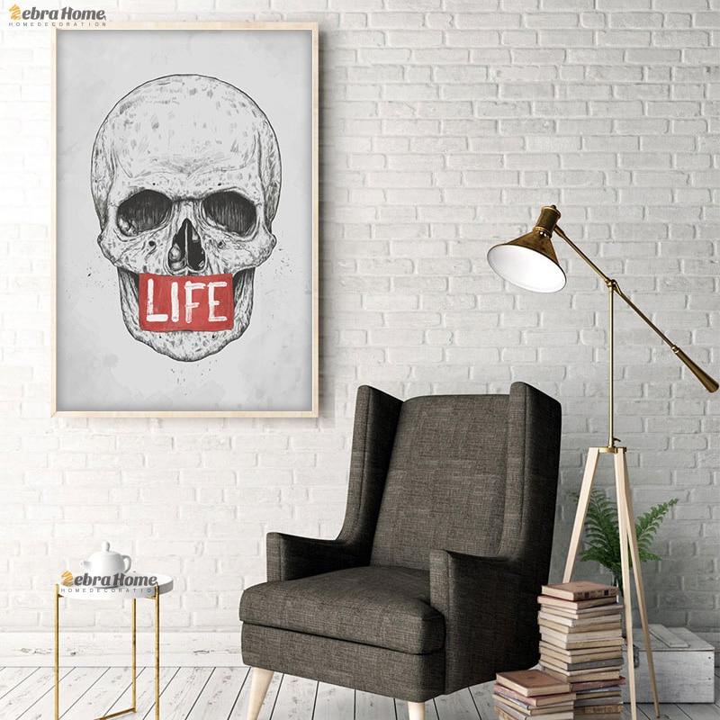 Қолмен боялған заманауи онтогенездің - Үйдің декоры - фото 4