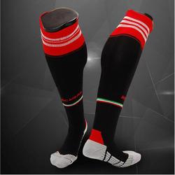 Новые модные Для мужчин сжатия носки дышащие гольфы для мужчин Путешествия Boost Stamina Гибкие Длинные Носки