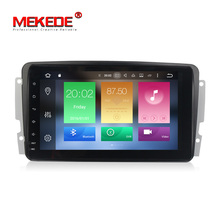 HD 1024×600 Android 8.0 4G RAM Car Audio radio multimedia For Benz/W209/W203/W168/W163/Viano/W639/Vito/Vaneo free shipping