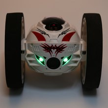 Jumping Remote Control Bounce Cars