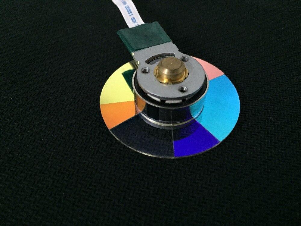 Brand New Original DLP Projector Color Wheel For Panasonic D5600 brand new dlp projector color wheel for samsung sp46l3hr