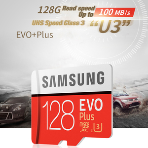 Image 3 - 100% Original SAMSUNG micro sd 128gb EVO Plus Class10 U1 32GB 64GB U3 256GB  516GB memory Card MicroSD  for Smartphone TabletPC