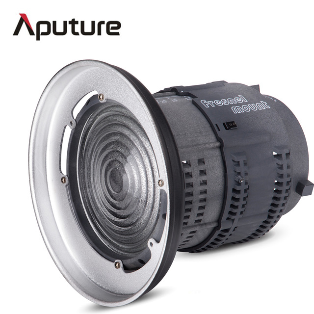 Aputure Fresnel mount Bowen-S Mount Light A Multi-Functional Light Shaping ToolShape your Light use for LS C120 series
