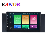 KANOR Android 8 0 9 Inch In Dash Car Radio Player Multimedia For BMW E39 X5