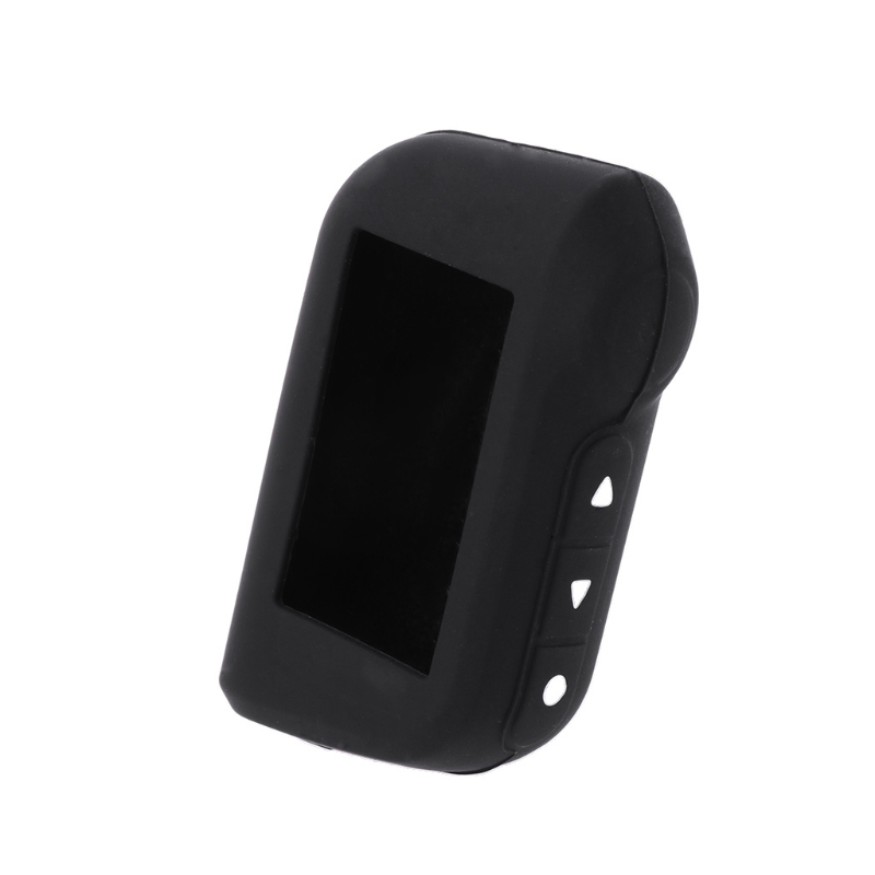 Silicone Case Silica Gel Key Case for Starline A93 A63 A39 A36 A96 Car Alarm Remote Control LCD Transmitter starline a63