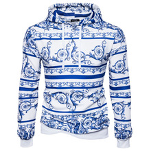 Indian Dress Sari Pakistan Clothing 2017 Sales In Europe And America New Winter Men's Fashion Sweater Hoodie Casual Porcelain