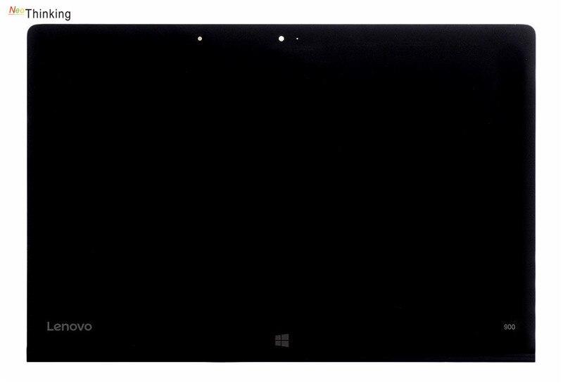 NeoThinking 13.3 ''Lcd הרכבה ליוגה Lenovo יוגה 4 pro 900-13isk Yoga900 מחשב נייד החלפת Digitizer מסך מגע 3200x1800