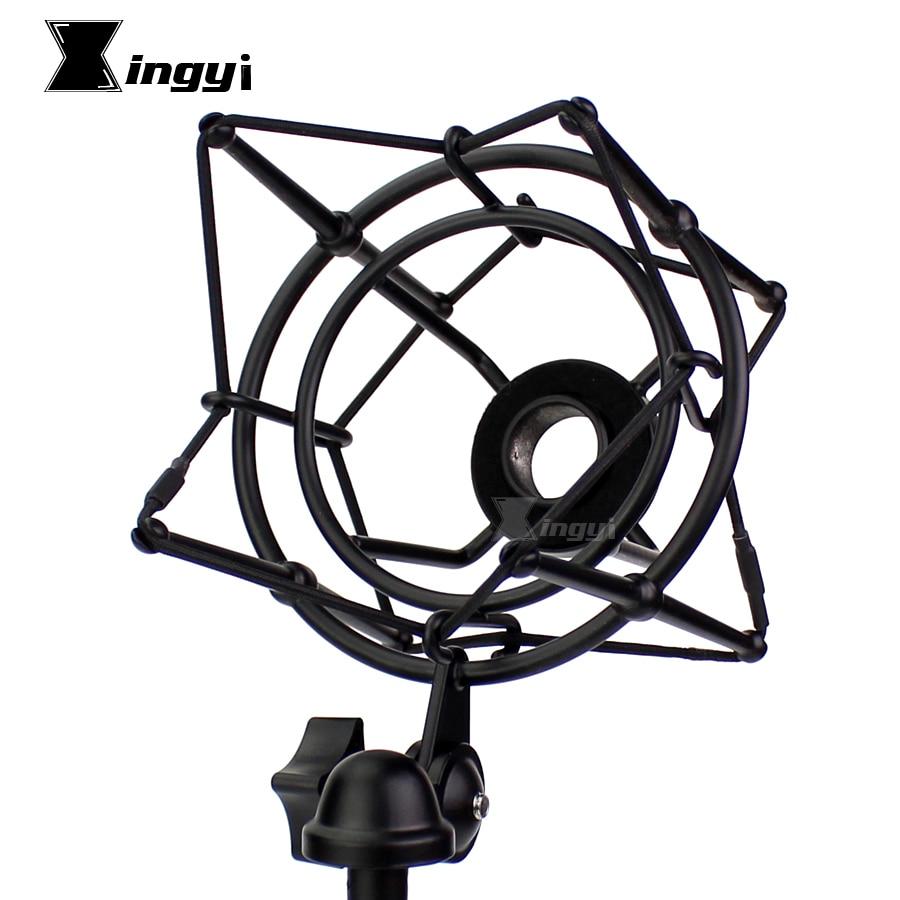 Metal Spider Microphone Shock Mount Mic Stand Holder Shockmount For Samson C01U Pro C01 CO3 C03U CL7 CL8 Condenser Microphones