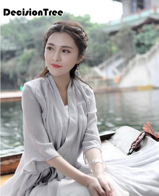 2019 summer hanfu women's national clothes chinese ancient female costume black red lady chinese stage dress hanfu