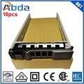 DHL/Fedex Free Shipping New 8FKXC 08FKXC 2.5 inch Server HDD Hard Disk Drive Tray Caddy For Dell R430 R630 R730