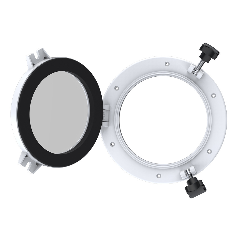 Image 4 - Car Window Round Shape Opening Portlight Boat Yacht RV Window Hatch Touring 215MM/265MM-in Marine Hardware from Automobiles & Motorcycles
