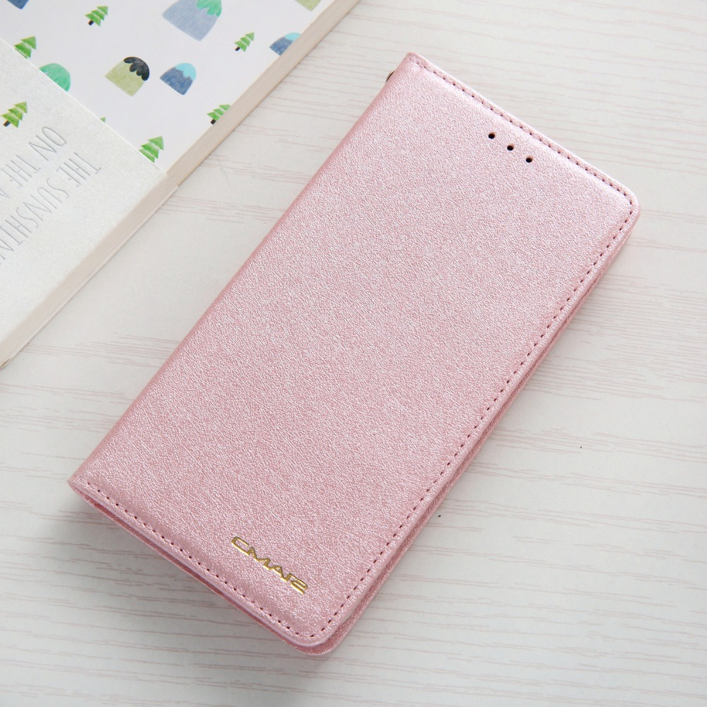 Silk Leather Wallet Cover For Samsung Galaxy A3 2017 Case Flip Magnetic Stand Card Holder For Samsung A3 2017 A320F Case Coque