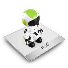 JJR/C RC Robot R8 LUKE Intelligent Robot Touchable Control DIY Gesture Talk Smart Mini Robots Toys for Children