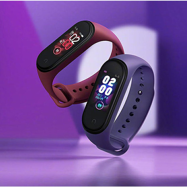 Xiaomi Mi Band 4 Smart Band 0.95inch AMOLED 120X240 Full Color Screen Bluetooth 5.0 Wristband 50m Waterproof Smart Bracelet 3