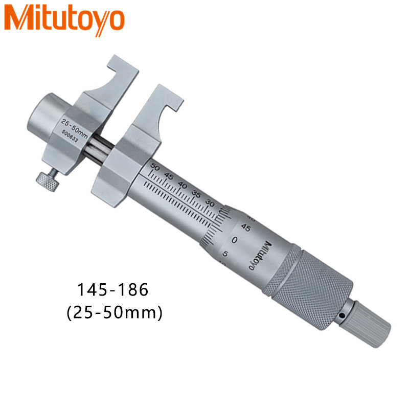 Details about  /1 pc new Mitutoyo 145-185 micrometer