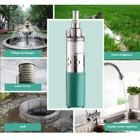 submersible dc solar water pump 12v mini micro submersible water pump dc high pressure pump garden small 12v dc water pump