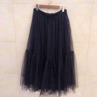Модная черная юбка для женщин мини трапециевидной формы элегантные женские юбки 2019 новые женские юбки