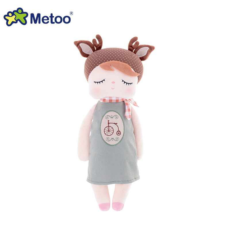 Metoo Toys Angela Rabbit 소녀를위한 귀여운 부드러운 - 동물 인형 - 사진 3