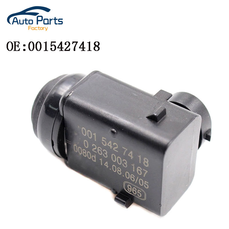 Mercedes Benz W210 PDC Park Distance Kontrol Sensor Bosch 0263003001  0005425418