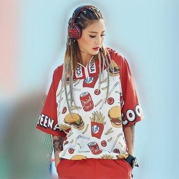 Just. be. never, ropa de estilo coreano, sudaderas harajuku kawaii para mujer, blusa de moda roja, sudaderas con capucha