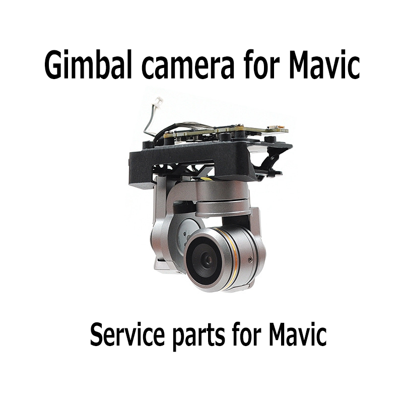 RC Drone DJI Mavic Pro Gimbal Camera For DJI Mavic Accessory Repair Spare Part dji mavic air rc drone 32mp spherical panorama photo