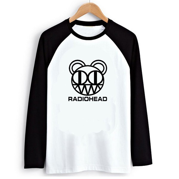 Raglan T-shirt 1 radiohead 2