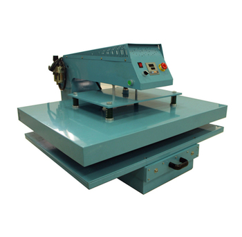 80*100cm Automatic Pneumatic Large area Heat Press Machine with lower price