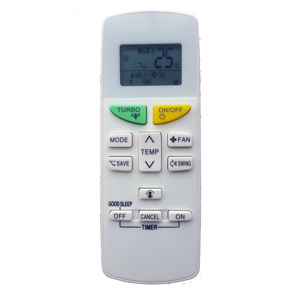 york air conditioner manual remote control