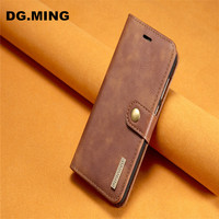 For Samsung Galaxy J7 2017 J730 Case Leather Original Phone Cover Detachable 2 In 1 Wallet