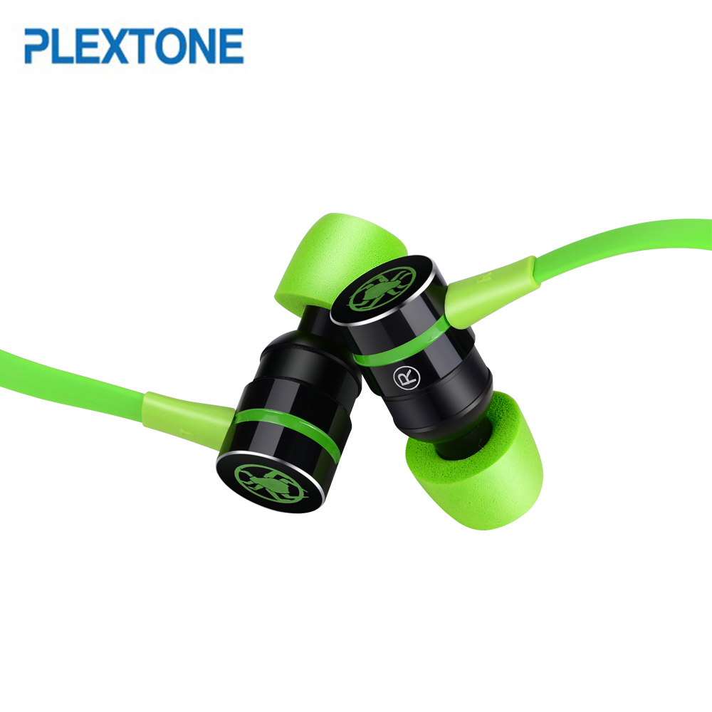 PLEXTONE G20 In ear Headphone Magnetic Stereo Earbuds Gaming Headset Computer Earphone With Microphone For Xiaomi
