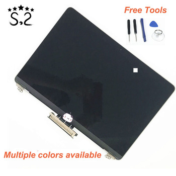 """Ecran Genuine New For APPLE Macbook 12"""" A1534 LCD Display Screen Assembly Fit 2016 2017 Year 2304 x 1440"""