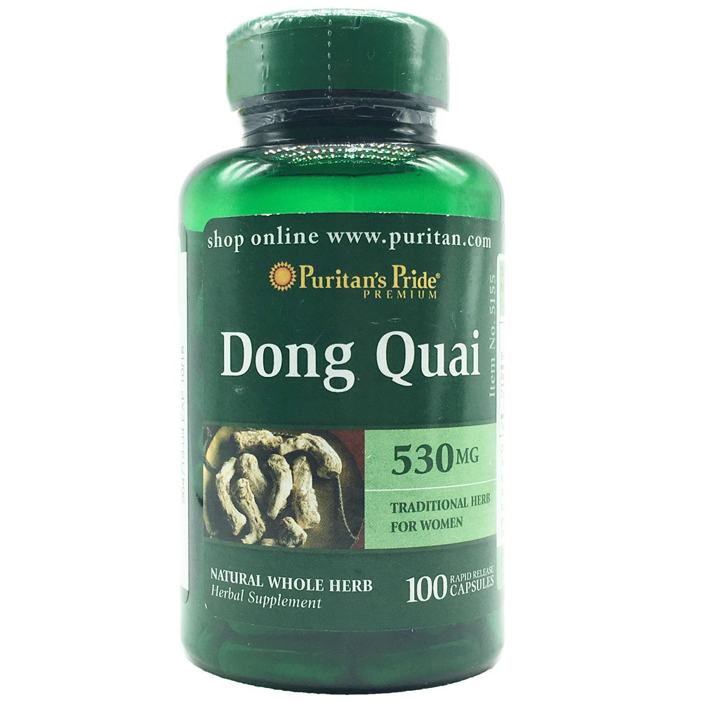 Dong Quai 530 mg Traditional Herb For Women 100 capsules Free shipping dong quai 530 mg traditional herb for women 100 capsules free shipping
