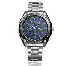 2017 Top Marca de Luxo Relógio Relogio masculino Homens Relógio de Pulso À Prova D' Água Requintado Escalada Esportes Relógio de Quartzo
