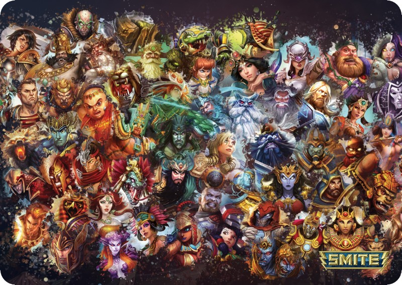 smite mouse pad best gaming mousepad Adorable gamer mouse mat pad game computer desk padmouse keyboard large play mats